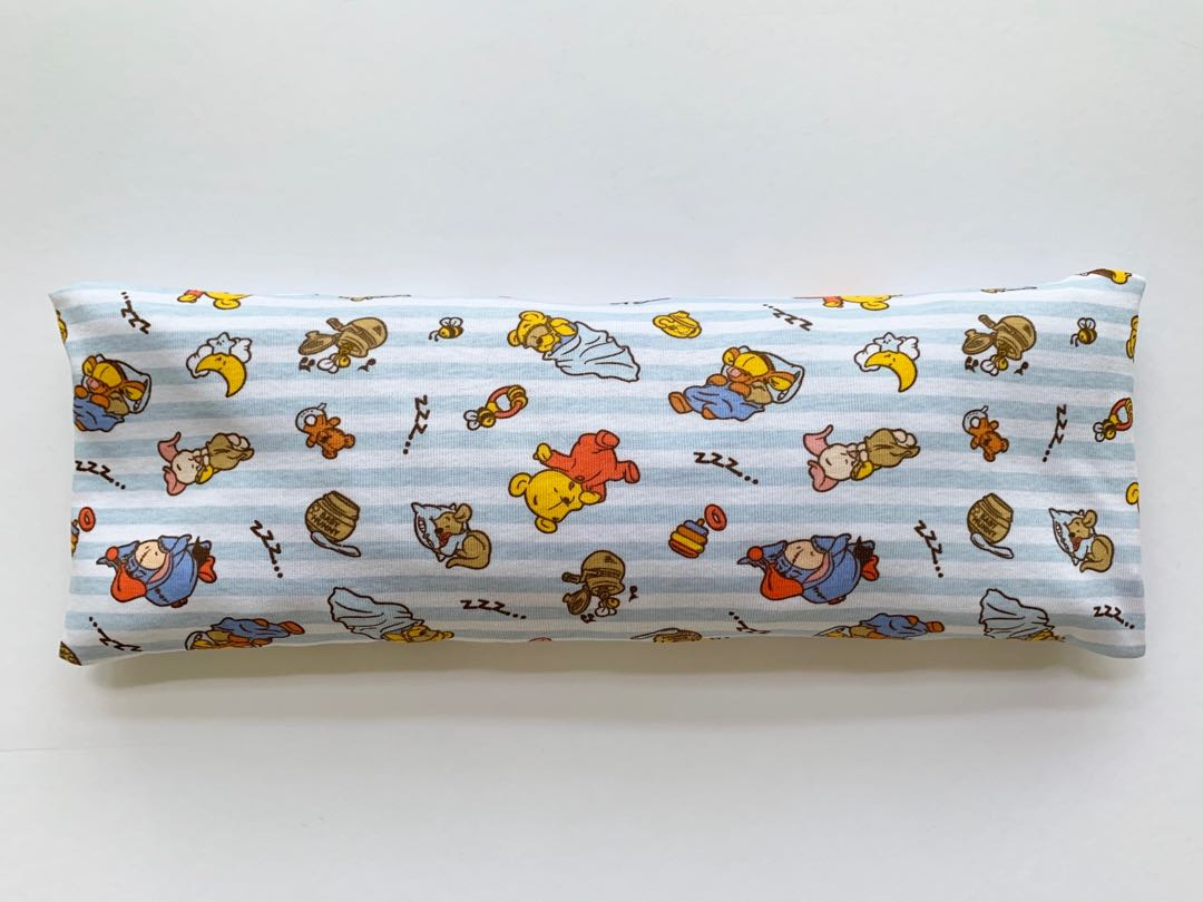 Sleepy Baby Pooh And Friends Jersey Cotton Pinklabel